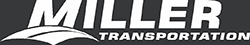 Miller Transportation - Footer Logo White
